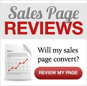 sale page review image