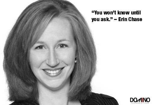 Erin Chase Quote